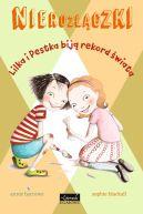 Okładka książki - Nierozłączki. Lilka i Pestka biją rekord świata