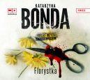 Okładka ksiązki - Florystka. Audiobook