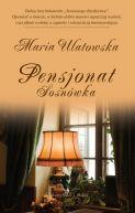 Okładka ksiązki - Pensjonat Sosnówka