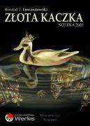 Okładka książki - Złota kaczka
