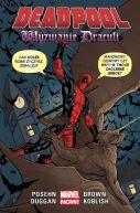 Okładka ksiązki - Deadpool: Wyzwanie Drakuli, tom 5