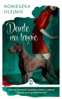 Okładka książki - Dante na tropie