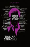 Okładka - Sherlock Holmes Dolina strachu