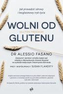 Okładka książki - Wolni od glutenu