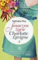 Okładka ksiązki - Smaczne życie Charlotte Lavigne. Tom 3. Cabernet sauvignon i biszkopciki z truskawkami
