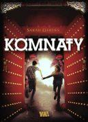 Okładka książki - Komnaty