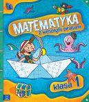 Okładka książki - Matematyka z wesołymi piratami. Klasa 1