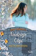 Okładka ksiązki - Nadzieje Olgi. Małe tęsknoty