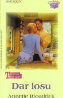 Okładka książki - Dar losu