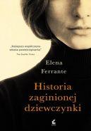 Okładka ksiązki - Historia zaginionej dziewczynki