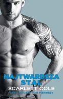 Okładka ksiązki - Najtwardsza stal