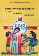 Okładka - Dzieciom o Mszy Świętej