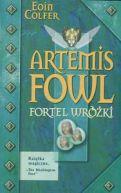 Okładka - Artemis Fowl. Fortel wróżki