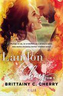 Okładka ksiązki - Landon & Shay. Tom 1