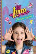 Okładka książki - Soy Luna. Zaczyna się podróż