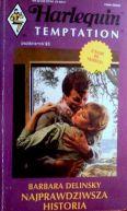 Okładka książki - Najprawdziwsza historia
