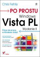 Okładka ksiązki - Po prostu Windows Vista PL. Wydanie II