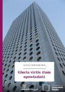 Okładka książki - Gloria Victis (tom opowiadań)