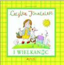 Okładka książki - Cecylka Knedelek i Wielkanoc