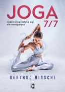 Okładka - Joga 7/7. Codzienna praktyka jogi dla zabieganych