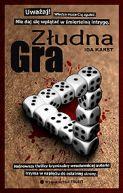 Okładka książki - Złudna gra