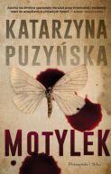 Okładka książki - Motylek