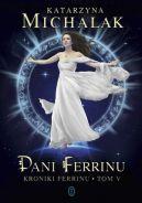 Okładka ksiązki - Pani Ferrinu