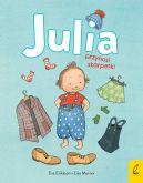 Okładka - Julia przynosi skarpetki