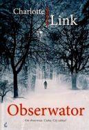 Okładka ksiązki - Obserwator
