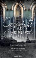Okładka książki - Organista z martwej wsi