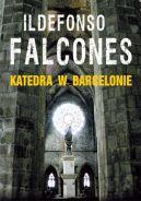 Okładka książki - Katedra w Barcelonie