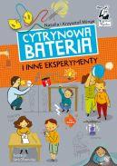 Okładka - Kapitan Nauka - Cytrynowa bateria i inne eksperymenty