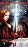 Okładka książki - Magia krwawi (cykl z Kate Daniels)