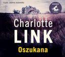 Okładka ksiązki - Oszukana. Audiobook