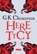 Okładka ksiązki - Heretycy