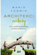 Okładka książki - Architekci natury