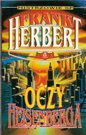 Okładka ksiązki - Oczy Heisenberga