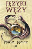 Okładka ksiązki - Języki węży