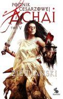 Okładka ksiązki - Pomnik Cesarzowej Achai. Tom 5