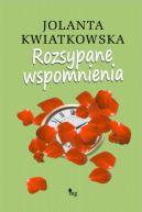 Okładka ksiązki - Rozsypane wspomnienia