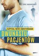 Okładka książki - Dwunastu pacjentów