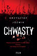 Okładka książki - Chwasty