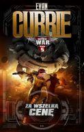 Okładka ksiązki - Hayden War 5. Za wszelką cenę