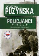 Okładka ksiązki - Policjanci. W boju