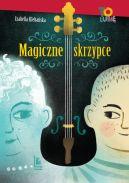 Okładka książki - Magiczne skrzypce