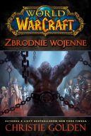 Okładka książki - World of Warcraft: Zbrodnie wojenne