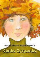 Okładka książki - Ciotka Zgryzotka