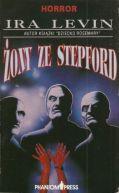 Okładka ksiązki - Żony ze Stepford