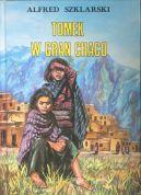 Okładka ksiązki - Tomek w Gran Chaco