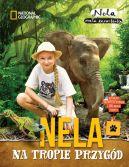 Okładka ksiązki - Nela na tropie przygód